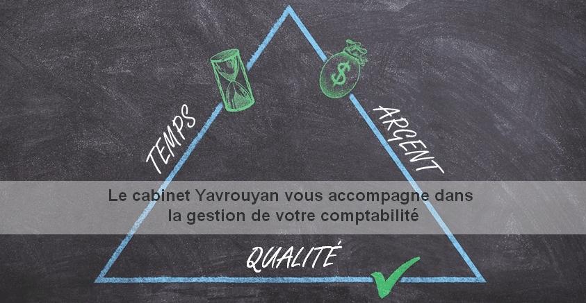 Mission première : suivi de votre comptabilité - Cabinet Yavrouyan - Expert-comptable