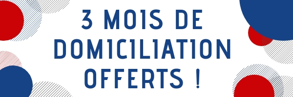 Domiciliation gratuite/gratuit cabinet France Expertise expert comptable Paris 16