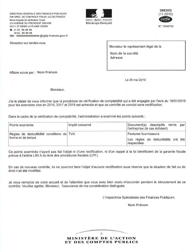 Expert comptable Paris 76116 contrôle fiscal entreprise particulier auto entrepreneur